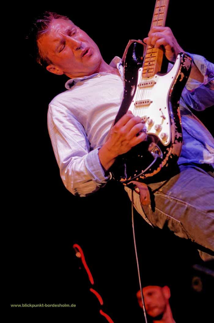 Blues rock der fr hlich macht blickpunkt bordesholm for Mojo makers
