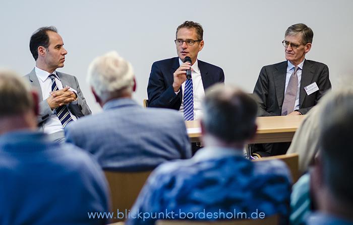 UKSH, daVinci, Prof.Jünemann,Prof.Maass,Prof.Becker, Gesundheitsforum CITTI-PARK Kiel
