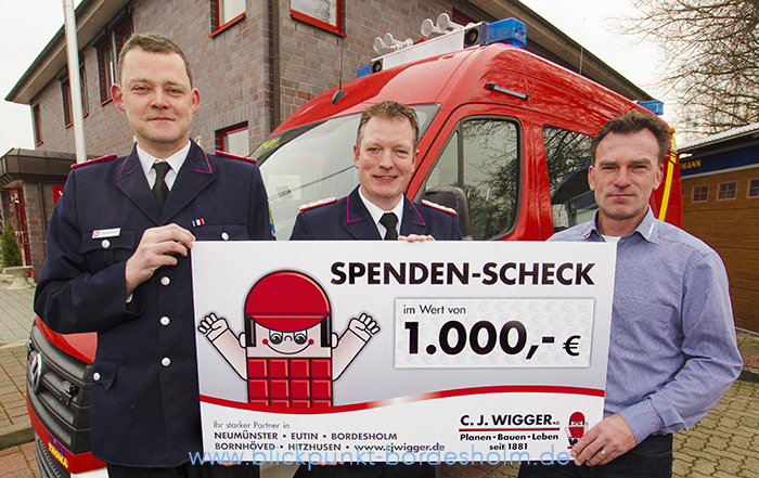 FFB, Freiwillige Feuerwehr Bordesholm, Wigger, Wigger Bordesholm