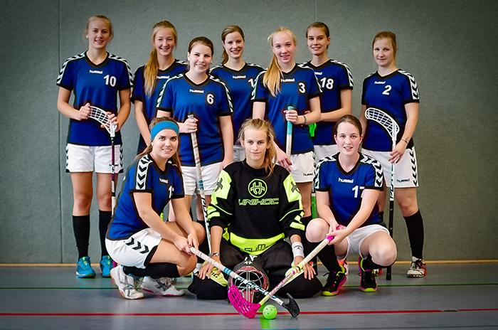Bordesholm, Floorball, Floorball Damen, TSV Bordesholm
