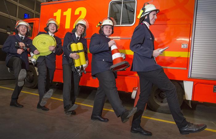 Freiwillige Feuerwehr Bordesholm, Feuerwehr Amt Bordesholm, Freiwillige Feuerwehr Wattenbek, Fire Fighters