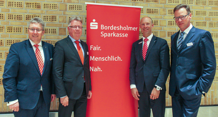 Bordesholm, Sparkasse, Bordesholmer Sparkasse