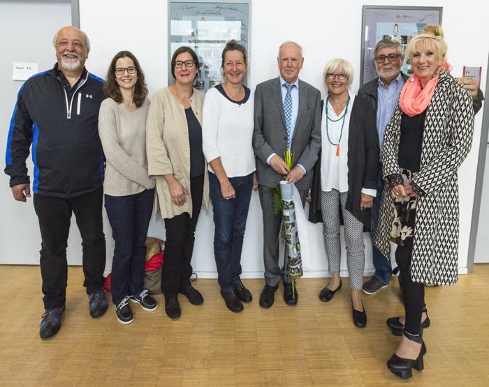 Christian Schnura, Kerstin Barth, Helmut Tiede, Tina Schwichtenberg, Skulptur in Bissee, Bissee, Bordesholm