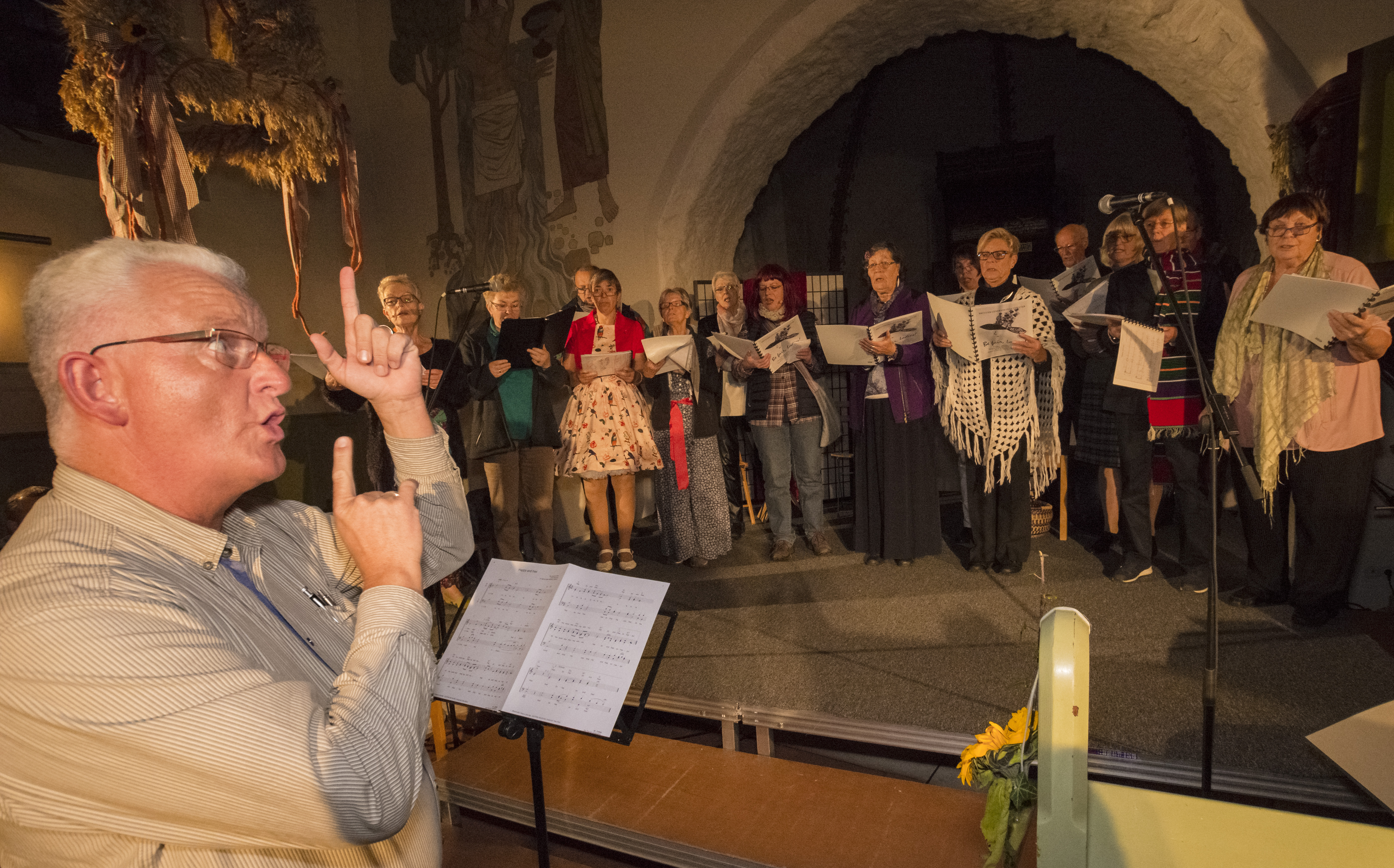 St. Johannis-Kirchengemeinde Brügge, Birgit Bockmann, Brügge,Be fair, Lady