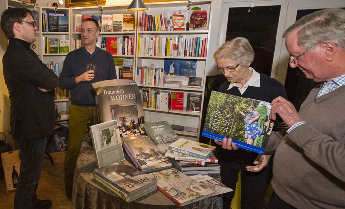 Christoph Ahlmann-Eltze, Ahlmannschen Buchhandlung, Bordesholm, Bücher