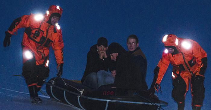 Bordesholmer See, Freiwillige Feuerwehr Bordesholm