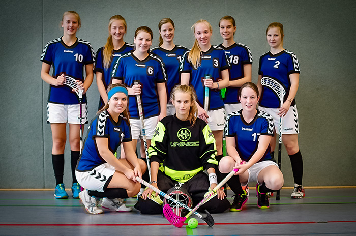Bordesholm, Floorball, Floorball Damen, TSV Bordesholm