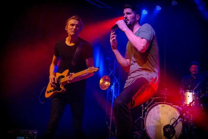 ; Jeden Tag Silvester Konzert am 19.01.2019 in Bordesholm,(Moorweg 70),Albatros,Photo: Michael Slogsnat, Bordesholm.