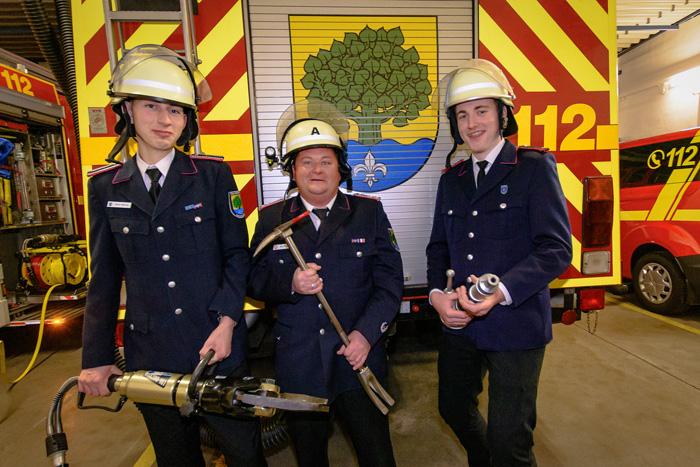 ; Jahreshauptversammlung 2019 am 02.02.2019 in Bordesholm,(Vicelinweg 3),Feuerwehr Gerätehaus,Photo: Michael Slogsnat, Bordesholm.