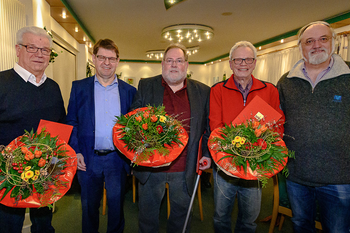 ; SPD Grünkohlessen am 08.02.2019 in Bordesholm,(Holstenstraße 23),Hotel Carstens,Photo: Michael Slogsnat, Bordesholm.