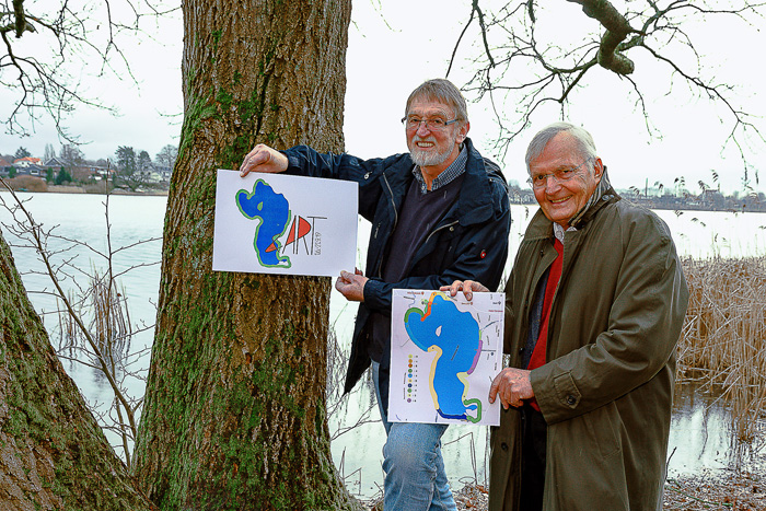 . Pressekonferenz -See & Art- am 05.03.2019 in Bordesholm, Lindenplatz, Heimatsammlung, Photo: Michael Slogsnat, Bordesholm.
