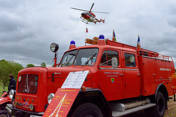 . 2. BORDESHOLMER HELFERTAG am 25.05.2019 in Bordesholm, Veranstaltungsplatz, , Photo: Michael Slogsnat, Bordesholm.