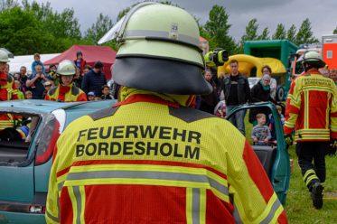 . 2. BORDESHOLMER HELFERTAG am 25.05.2019 in Bordesholm, Veranstaltungsplatz, , Photo: Michael Slogsnat, Bordesholm.