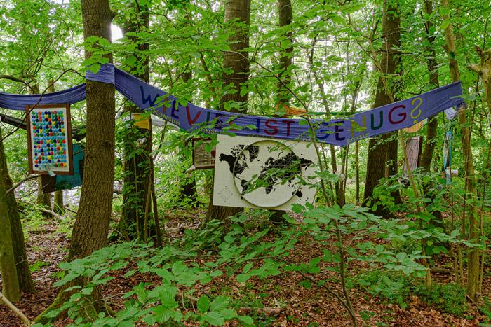 . SEE & ART-SPÄTER RUNDGANG am 10.06.2019 in Bordesholm, Bordesholmer See, , Photo: Michael Slogsnat, Bordesholm.