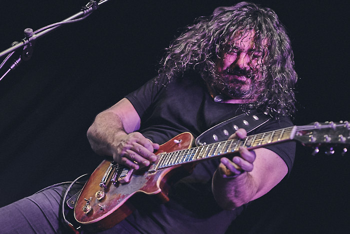 . Vdelli-Back To Blues Tour 2019 am 23.11.2019 in Bordesholm, Schulstrasse 7, Savoy Kino Bordesholm, Photo: Michael Slogsnat, Bordesholm.