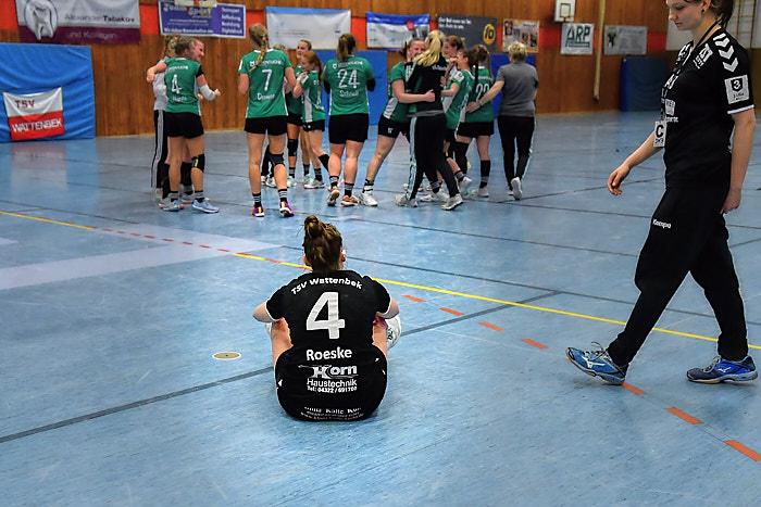 . TSV Wattenbek - VfL Oldenburg II am 08.02.2020 in Bordesholm, Langenheisch 27–29, Hans-Brüggemann-Schule, Photo: Michael Slogsnat, Bordesholm.
